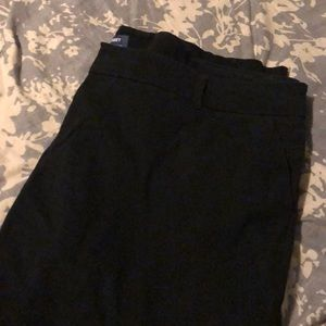 Plus size black Old Navy Harper Pant